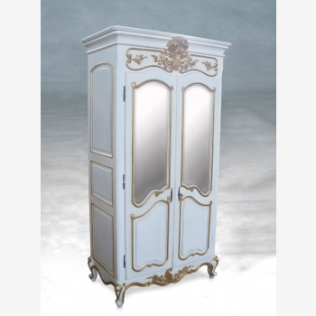 indonesia furniture Armoire French 2 Doors