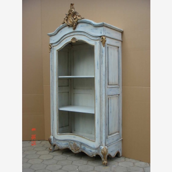indonesia furniture Armoire New French 1 Door Open