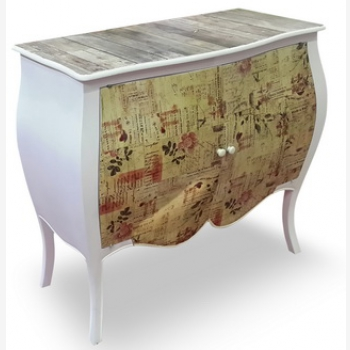indonesia furniture Chest 2 Door