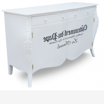 indonesia furniture Chest 2 Doors 3 Drawer 4
