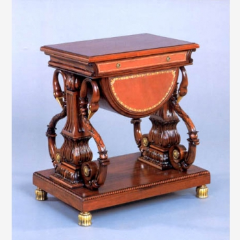 indonesia furniture Debora French Table