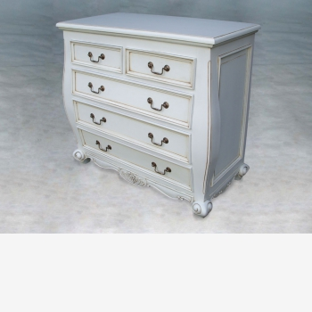 indonesia furniture Escada Chest 5 Drawer