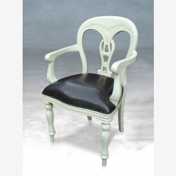 indonesia furniture Fiddle Back Armchair