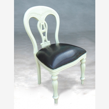 indonesia furniture Fiddle Back Sidechair