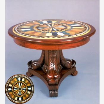 indonesia furniture Fish Voyer Table