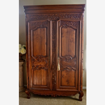 indonesia furniture French Armoire B