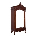 indonesia furniture French Classic Mirror Armoire