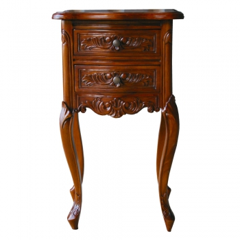 indonesia furniture French Classical Bedside