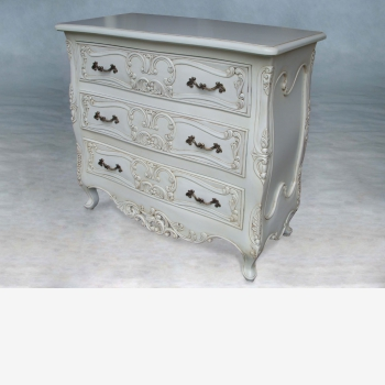 indonesia furniture French Cosmo Chest 3 drawer
