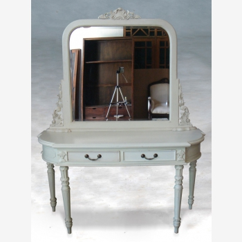 indonesia furniture Henny Console and Mirror