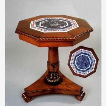indonesia furniture Levina Octagonal table