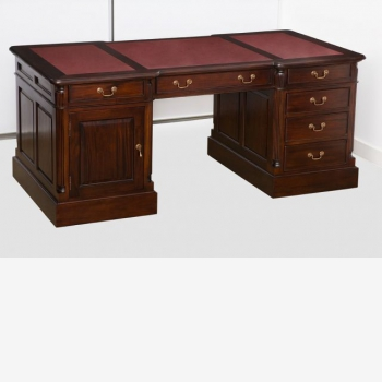 indonesia furniture Partner Desk 180