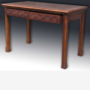 indonesia furniture Pied de Jilles Desk
