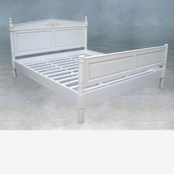 indonesia furniture Plato Bed King Size