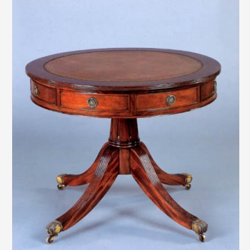 indonesia furniture Regency Drum Table