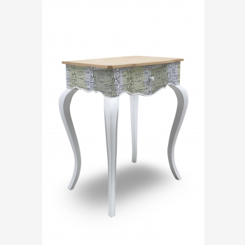 indonesia furniture Side Table 1 Drawer 6