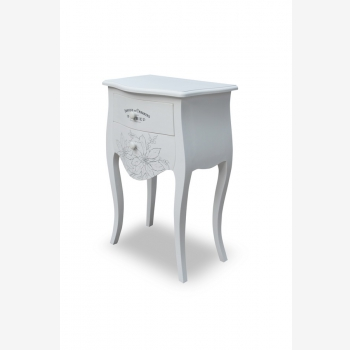 indonesia furniture Side Table 2 Drawers 9