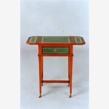indonesia furniture Solo Table 1 Drawer